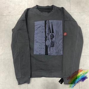 CAVEMPT Sweatshirts Männer Frauen Retro gewaschene Do Old Kapuzenshirts CAV EMPT Pullover Street Coats T200319