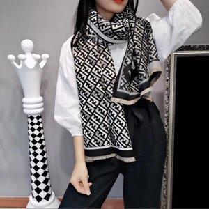 Kadın Qiu dong ince renk şerit onay eşarp olmak nadas klasik kadın yünlü şal yalan bir stil tasarımlar