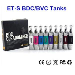 비전 2 Evod을위한 정상 ETS BDC 분무기에 맞는 교체 BDC BVC 코일 ETS 탱크 ET S Clearomizer II 배터리 Vape 펜 모 기화기 키트 트위스트