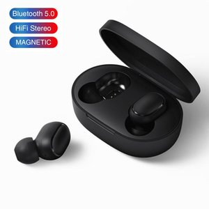 Bluetooth Earphone TWS A6S Headphone Bluetooth 5.0 Wireless Earbuds Life Waterproof Bluetooth Headset with Mic for all Goophone