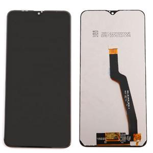 6.2 Display LCD Digitizer Assembléia Por Galaxy A10 A105 SM-A105F / DS Peças de Reposição Preto