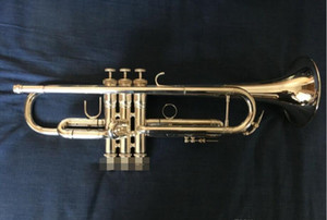 Nueva trompeta Pro Rey Leyenda Caja azul + trompeta B Flat Top de los instrumentos musicales 2070-SP