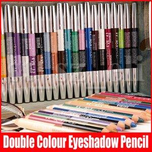 47 Couleurs Eyeliner en bois ultra brillant fard à paupières Crayon à lèvres Eyeliner Pen Maquillage Crayon Yeux Eyeliner Pen