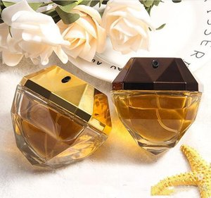 Promotion perfume! rabanne Gold Million perfume man 100ml and 80ml for women with long lasting time Million Spary perfume