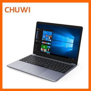 2020 Original Chuwi HeroBook Pro 14.1inch 1920 * 1080 IPS tela Intel N4000 processador DDR4 8GB SSD de 256GB Windows 10 0.3MP Camera Laptop