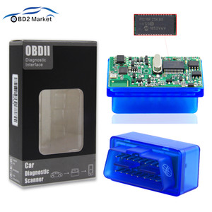 OBD 2 ELM esplorazione automobilistico strumenti diagnostici OBD2 Bluetooth OBD OBD2 Scanner Super MINI ELM327 327 V1.5 ELM327 PIC18F25K80