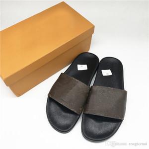 concepteur pantoufles flops shopping en plein air flip plage design masculin de femmes avec été logo chaussures chaussures à bout ouvert