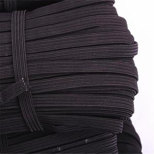 36m-60m / Los 3 mm-12 mm schwarz elastische Schnur Stretch Faden Schnur Seildicke 1mm CH-1026