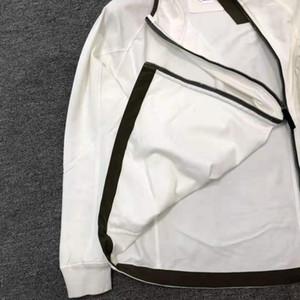 패션 - 남성 재킷 Mens 윈드 브레이커 회사 디자이너 여성 Hoodi 럭셔리 코트 캐주얼 사이드웨이 지퍼 패션 디자인 높은