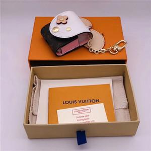 Popular masculinos moda clássica e fêmea dos desenhos animados marca mickey fone saco acessórios chaveiro, com caixa