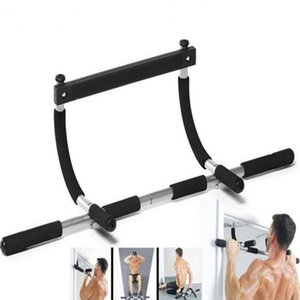 Indoor Fitness orizzontale Bar addensare Pull Up Bar parete Chin Up orizzontale Forza Workout Gym Equipment
