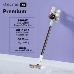 Aspiradora portable del filtro pre-venta) Dreame V10R XR premium inalámbrico de mano inalámbrico ciclón colector de polvo del suelo y alfombras cepillo de barrido