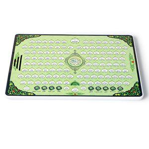 Section complète Machine d'apprentissage électronique Quran Jouet Ypad pour enfant musulman, écran tactile lecture tablette jouet éducatif pour enfants Y200428