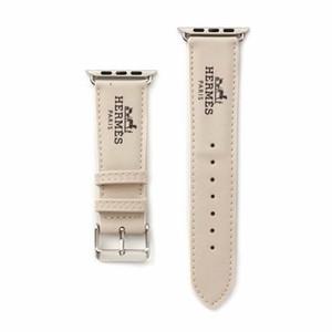 애플 시계 54321 A04에 대한 Iwatch 스트랩 버클 스테인레스 스틸 럭셔리 애플 시계 밴드 40분의 38 / 42 / 44mm 조정 중립 브랜드 가죽