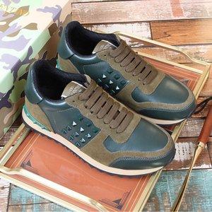 الشحن مجانا جودة عالية 2020 عارضة أحذية رجالية سوبر ستار سكيت أحذية شقة رجالية عادية الأحذية التمويه أحذية رياضية