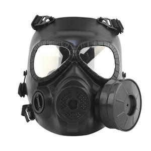 Lens ordu fanı mühür komando taktiklerle Saha ekipmanları baş M04 anti kafatası maskesi kask maske