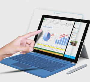 para Microsoft Surface Pro Livro GO Pro6 2018 Tela 9H Dureza premium de vidro temperado Protector Film Com embalagem Retail
