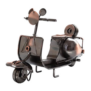 Vintage Motorcycle Style modello turistico Mestieri Souvenir da collezione