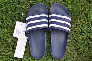 adidas Verão 2019 homens mulheres Clássico moda casual sandálias meninos meninas sapatos de design da marca de design chinelos de praia ao ar livre flip flop
