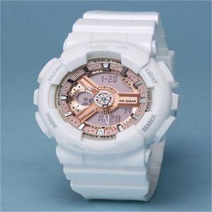 esportes das mulheres de alta qualidade relógio de pulso digitais, baby Esporte reloj hombre militar do exército relógio g relogio masculino relógio