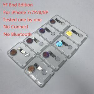Новейший завод Продажа New YF End издание Универсальный Home Button Return Key Flex кабель No Touch ID для iPhone 7/7 Plus / 8g / 8 Plus