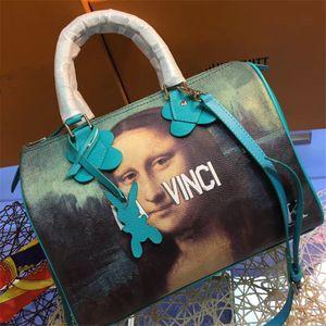 2019g58321Design Женская сумка Женская сумка Totes сцепления высокого качества Классические сумки плеча Мода Кожа Сумки ручной Смешанный заказ