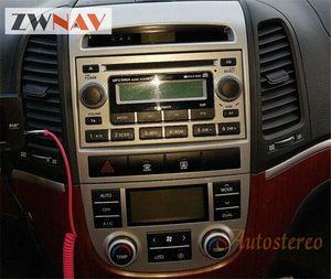 7 polegadas Android 7.1 2G Car Navi DVD player para SANTA FE GPS Para SANTA FE Android 2.006-2.012