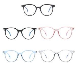 NEW Blue Light Blocking Spectacles Women Men Fashion Anti Eyestrain Decorative Glasses Light Computer Radiation Protection Eyewe