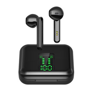 Waterproof Headphone Wireless Earphone LED Display Bluetooth 5.0 Outdoor Sports Headset Hifi HD Call Earbuds For Xiaomi and Samsung