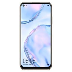 "Original de telefone celular Huawei Nova 6 SE 4G LTE 8GB de RAM 128GB ROM Kirin 810 Octa Núcleo Android 6.4"" Full Screen 48MP Fingerprint ID Mobile Phone"