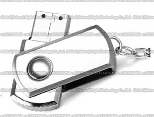 8G 16GB 32GB 64GB 128GB 256GB Best quality Metal rotation USB flash drive pendrive Actual capacity memory stick