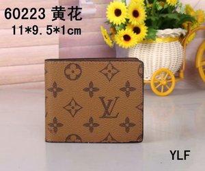 Luxury walletlvLOUISVUITTONWallets for men women handbags purses zippy clutch wallets leather purse card holder 2569