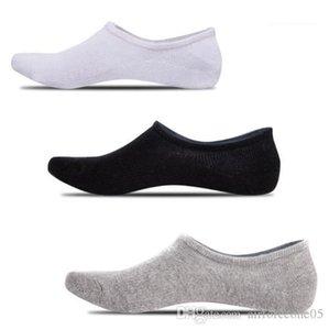 Çorap Terlik Rahat Rahat Moda Homme Iç Çamaşırı Silikon Kayma Erkek Giyim Mens Yaz Tasarımcı Düz Renk