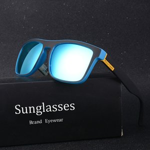 designer sunglasses NEW Fashion Europe And The United States Polarized Sunglasse Square Sports Casual Unisex Outdoor Sunglasses