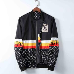 2019 New Style Designer Men Jacket Casaco de Inverno Luxo Homens Mulheres manga comprida Outdoor Vestuário Homens Vestuário Roupas Femininas medusa Jacket M-3XL