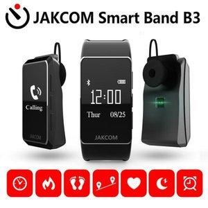 JAKCOM B3 inteligente reloj caliente de la venta de pulseras inteligentes como el escáner de película de 8 mm cámara de viaje tarjeta de DTH