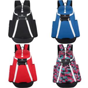mejor diseñador mochila aros elite team school bag hombres y mujeres diseñador bolsos marca moda de lujo niños niñas aros elite team negro deportes