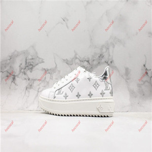 19fw Time out Turnschuhe Low Cut rhyton Ace Plattform Frauen Designer Schuhe Für hococal Frauen Sport Leder Casual Luxus Sneaker Trainer