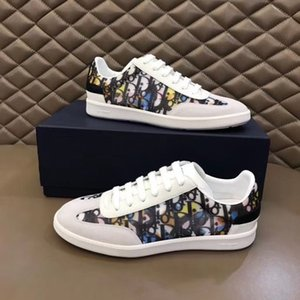 New Designers Color Shoes Platform Leather Trainer Mens Womens Snake Skin 3M Sneakers Velvet Chaussures Shoe Tennis mk01