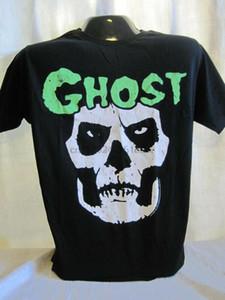 Fantôme T-shirt T-Misfits Tribute Swedish Rock Band Musique Vêtements New 041