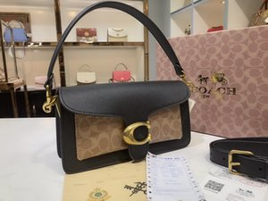 Women's bag 2019 new soft and comfortable feel classic handbags fashion wild hipster street shoot must-have ladies messenger bag size23*18*8