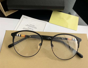 2020 على غرار نيو ستار BE1318 للجنسين جولة نظارات معدنية + بلانك نظارات الإطار عن وصفة طبية نظارات Fullset التعبئة FREESHIPPING