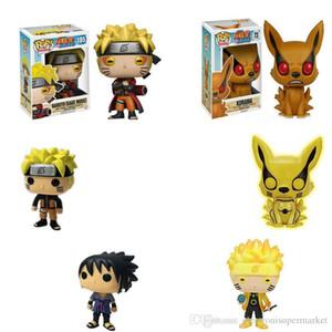 Sorte Funko pop Naruto Seis Caminho shippuden Anime Figura Hot Filme Collectible