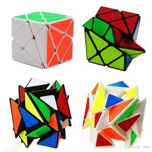 Magic Cube Cubo Puzzle Torça Brinquedos 5,6 centímetros 3x3x3 Estilo adultos especiais e crianças educacionais presentes brinquedos