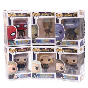 FUNKO POP Avengers: Endgame Justice action figure League Marvel Avengers Super Hero Characters