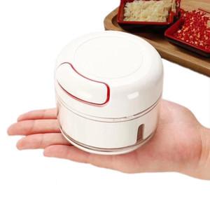 Mutfak Aracı Çok Fonksiyonlu Gıda Chopper Sarımsak Kesici Sebze Kesme Makinesi Speedy Chopper Araçları Manuel Mini Et Öğütücü Yüksek Kalite