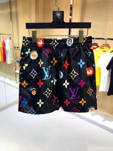 20ss 새로운 패션 남성 반바지 캐주얼 솔리드 컬러 보드 반바지 남성 여름 스타일 비치 수영 반바지 남성 스포츠 짧은