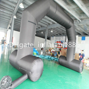 Customized inflatable archway for commercial use wholesale inflatable advertising arch finish line start line arch for sports