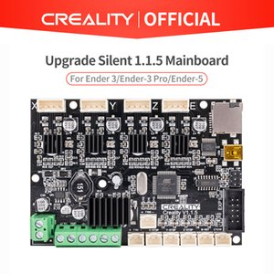 D Printer Parts & Accessories CREALITY 3D New Upgrade Silent 1.1.5 Mainboard for 3 Ender-3 Pro Ender-5 (Customized und Non-Standard Matc...