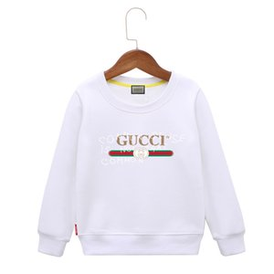 Felpe con cappuccio Girl Pure Cotton Even Midnight Autumn And Spring Fondo 2019 Nuovo modello Lettera coreana Pocket In Will Child Easy Jacket